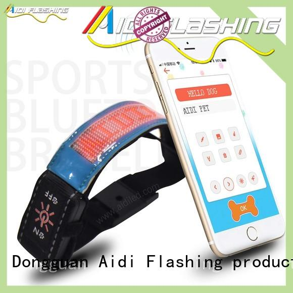 AIDI led arm band series for woman