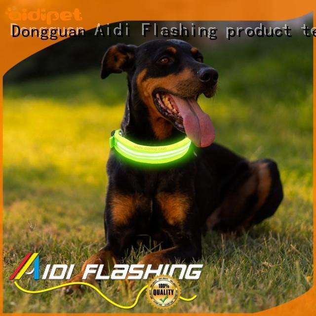 Best Glow In The Dark Dog Collar AIDI-C23