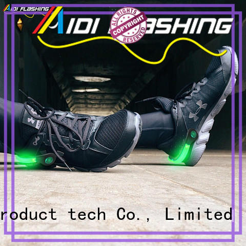 AIDI clip on shoe lights with good price for kids