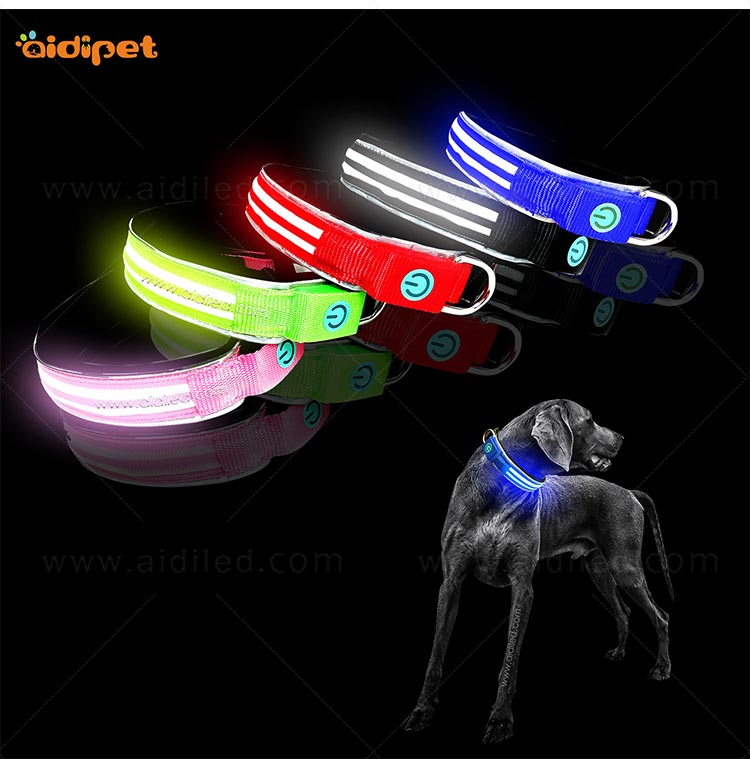filament flashing dog collar inquire now for park-11