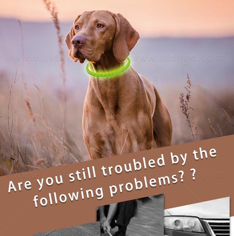 AIDI-Professional Flashing Dog Collar Light Small Dog Collar Light Supplier-2