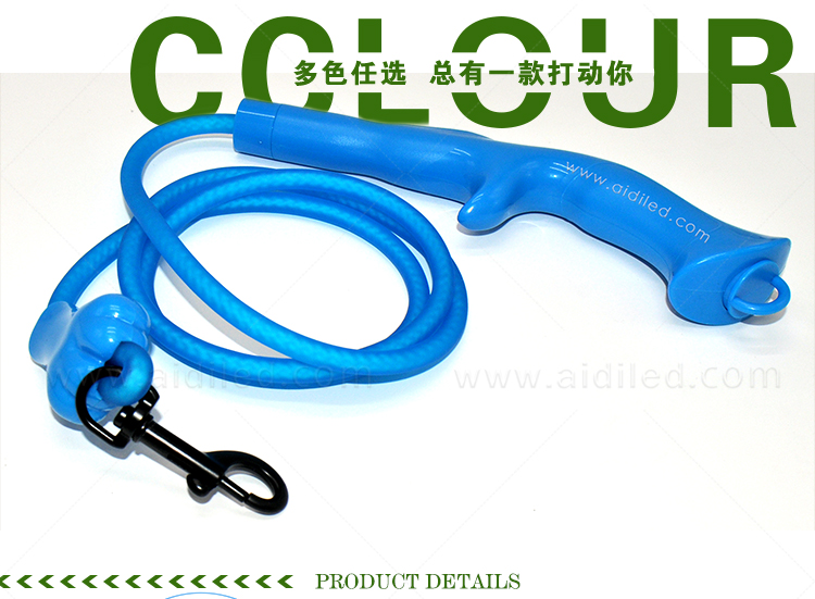 flat light up dog leash with good price for outdoors-6
