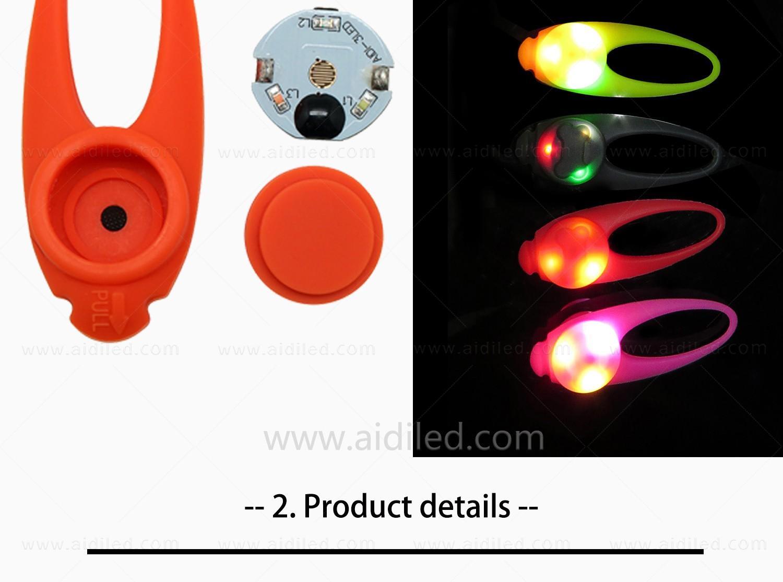 AIDI-Professional Dog Collars And Accessories Flashing Dog Collar-2