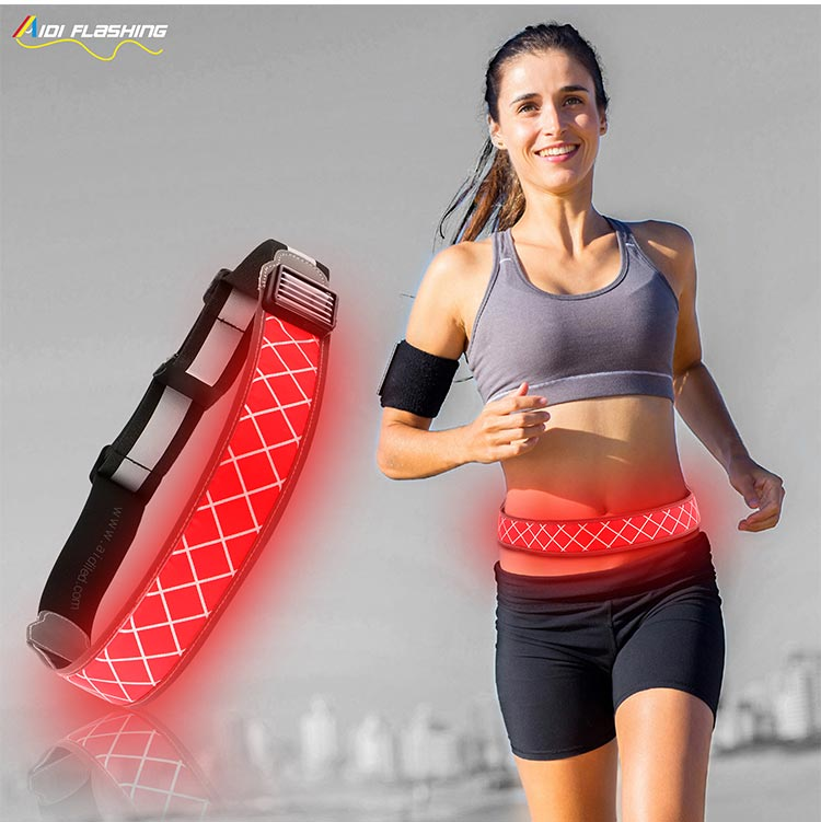 AIDI-Find Led Waist Belt Led Outdoor Sport Waist Belt For Safety-7