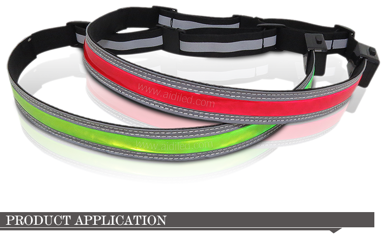 AIDI-Best Fitness Waist Belt Led Outdoor Sport Waist Belt for Children-3