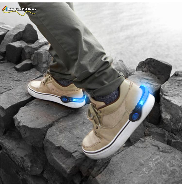 AIDI clip on shoe lights with good price for kids-8