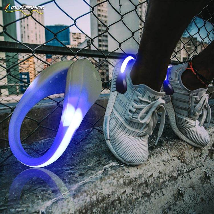 Led light up shoe clips (for children) AIDI-S2-7