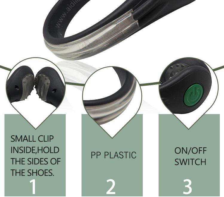 AIDI-Led Shoe Clip Lights   Led Shoe Clip for Adults Aidi-s1 - AIDI-2