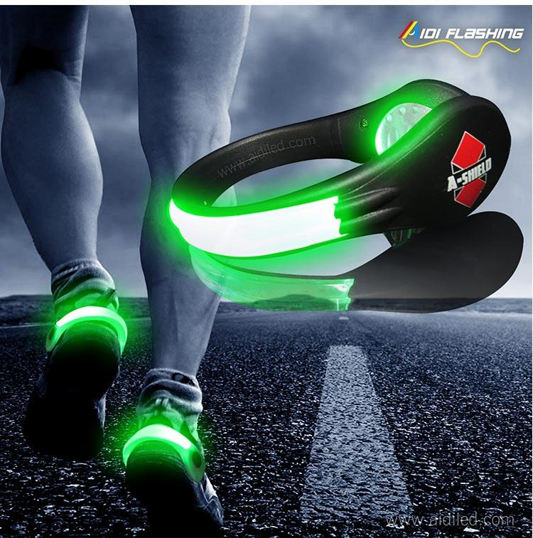 running shoe light clips for adults AIDI