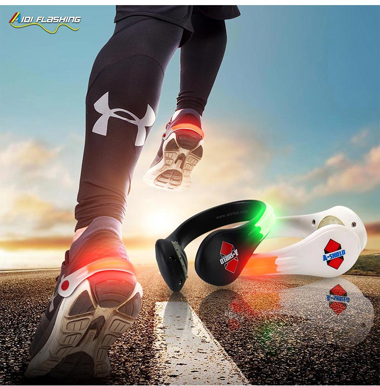 running shoe light clips for adults AIDI-9