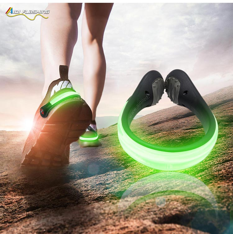 running shoe light clips for adults AIDI-10