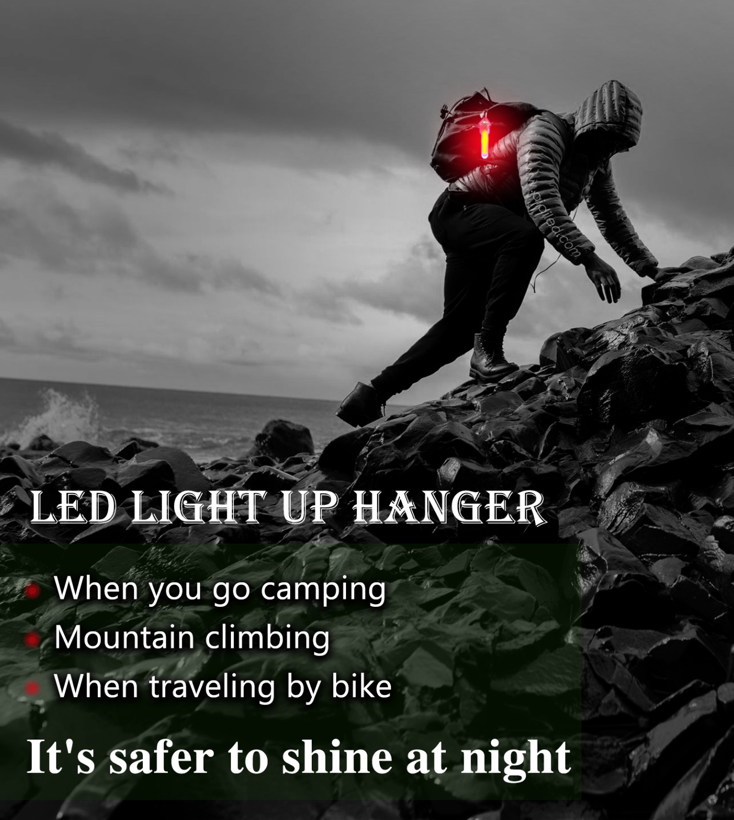 AIDI-Night Running Lights, Outdoor Led Safety Light | AIDI