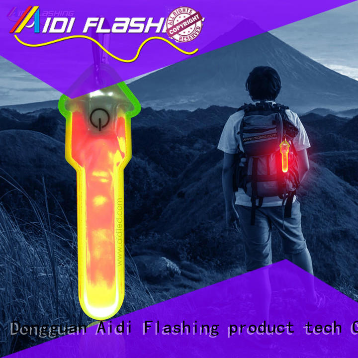 outdoor lights for running in the dark lights for adults AIDI