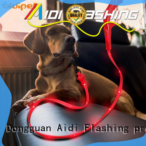 AIDI reflective dog leash inquire now for park