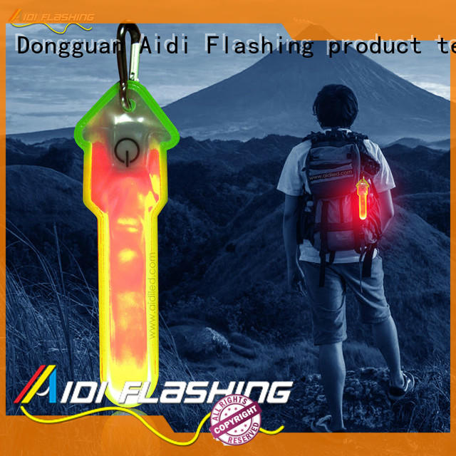 safety lights for runners for outdoors AIDI