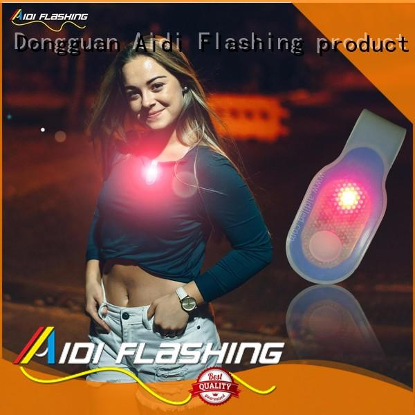 clip on running light for outdoors AIDI