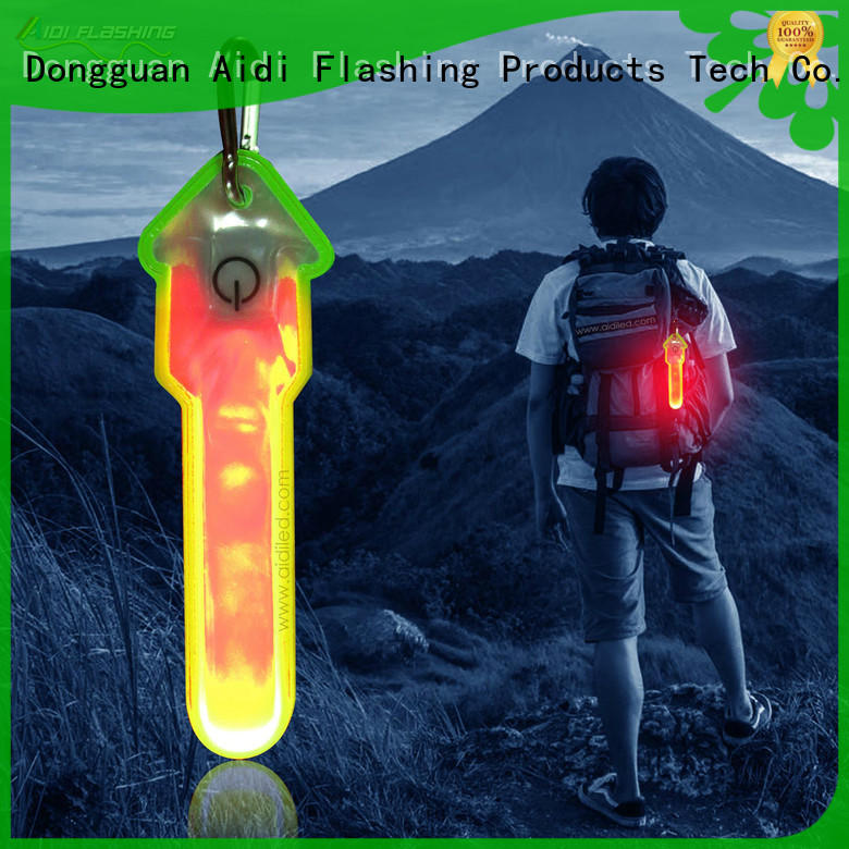 professional night running lights factory price for outdoors