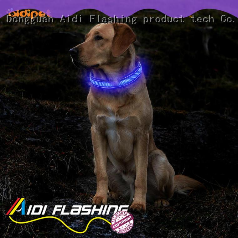 filament led dog collar waterproof factoryfor outdoors