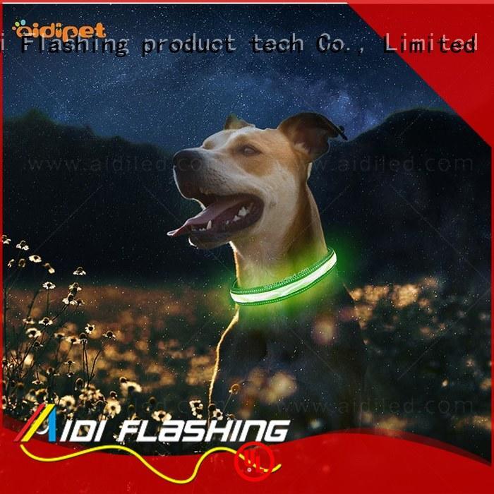 style custom pet collars inquire now for pet AIDI