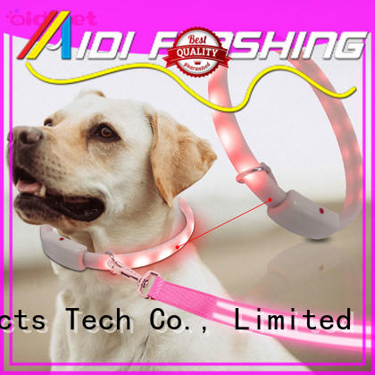 AIDI led dog collars with good price for park