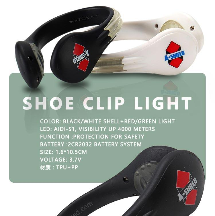 running shoe light clips for adults AIDI-2