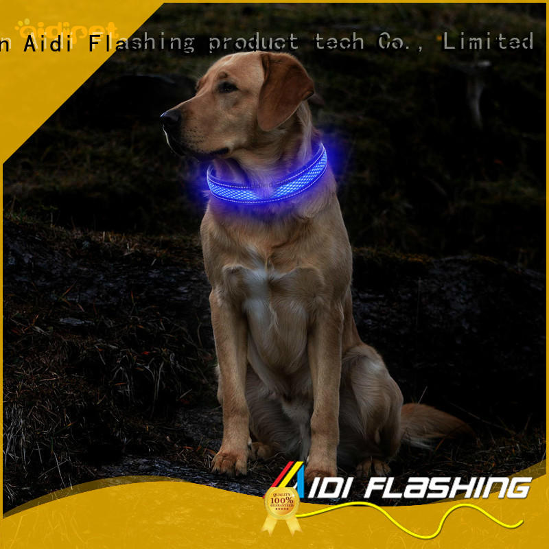 remote rechargeable led dog collar inquire now for pet