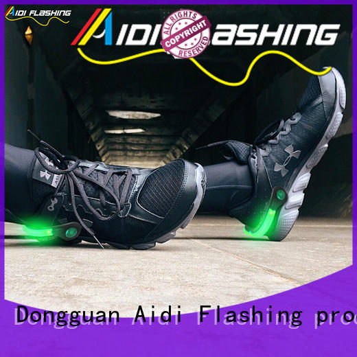 green led shoe clip lights inquire now for sports