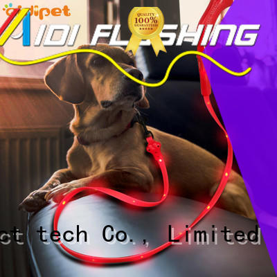 AIDI fishnet light up dog leash for pet