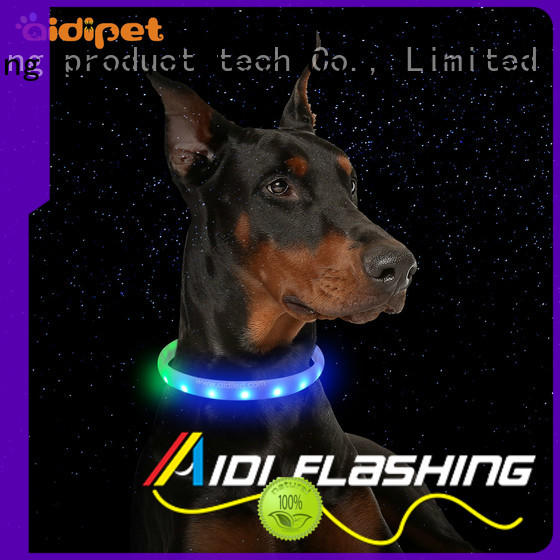 luminous collars dogs for pet AIDI