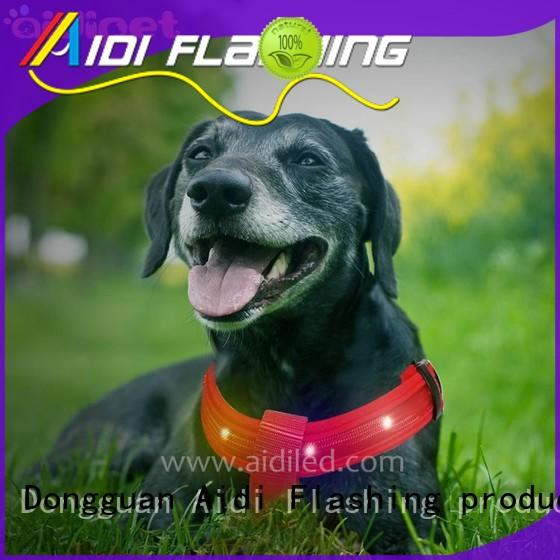 double lighted dog harness directly sale for street