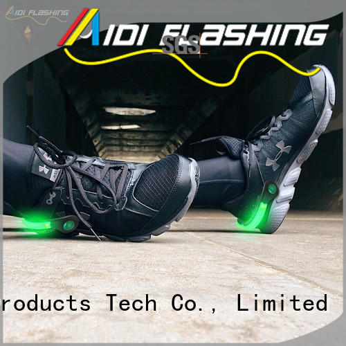 AIDI led shoe clip inquire now for outdoors