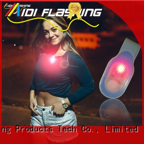 AIDI professional clip on running light personalized for sports