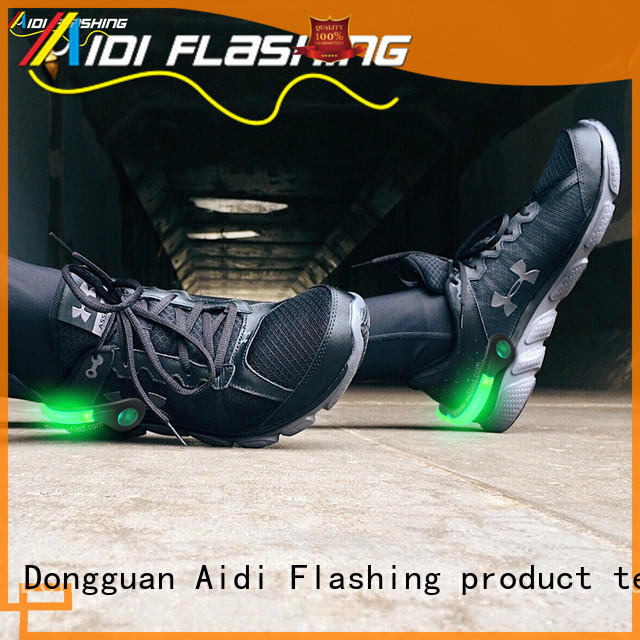 AIDI lightsfor running shoe light clips personalized for sports