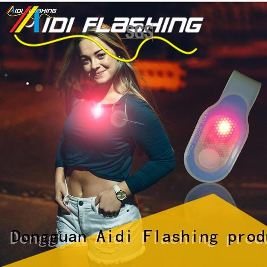 AIDI best lights for running at night safety