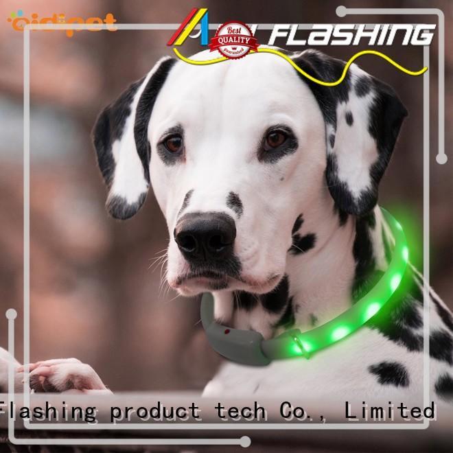 Wholesale logo led light for dog collar remote AIDI Brand
