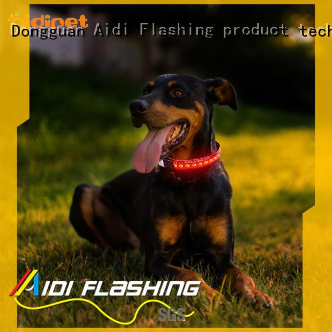 controlled illusion dog collar safety AIDI