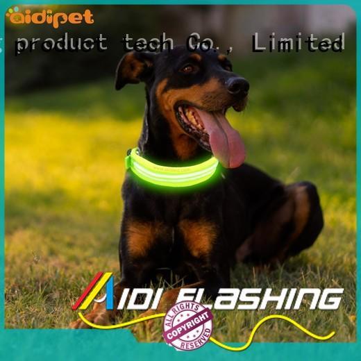 filament luminous dog collar inquire now for park