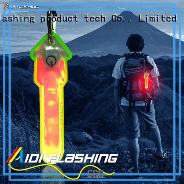 AIDI running flashlight factory price for adults
